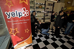 Yelp Banner Massage Chair P