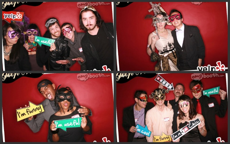 Photobooth collage