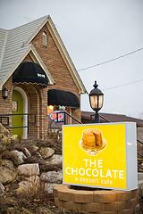 Chocolate exterior