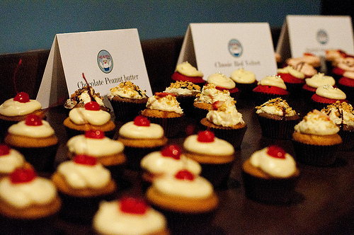 Heaven cupcakes