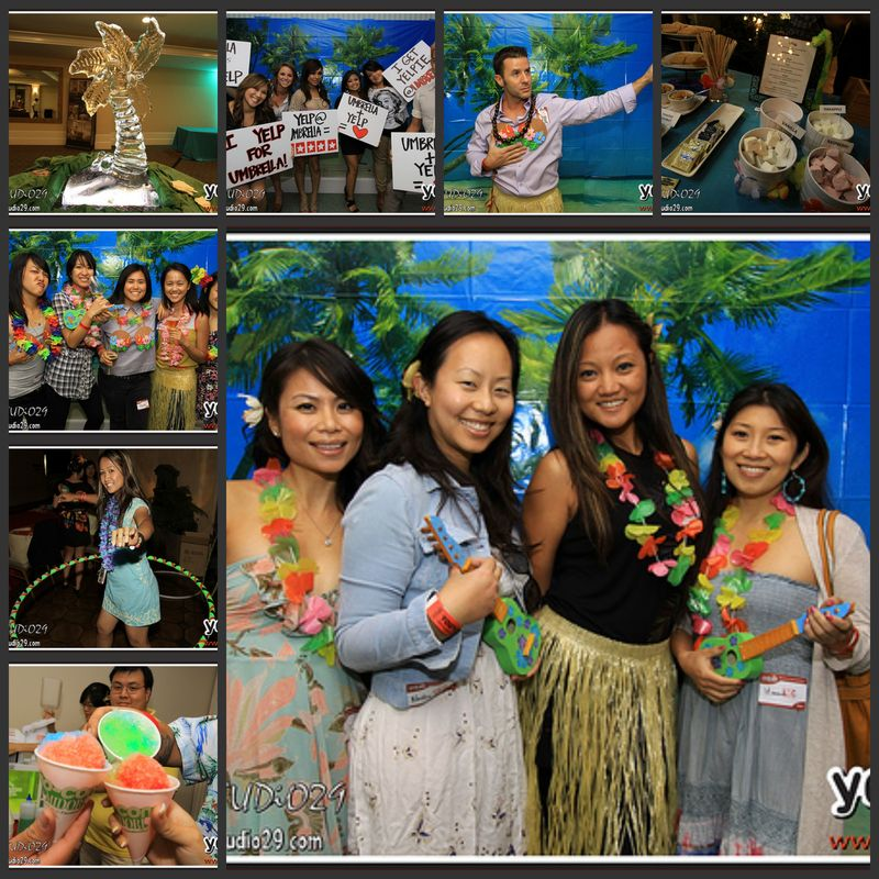 Fashionably Lei'd Collage 1