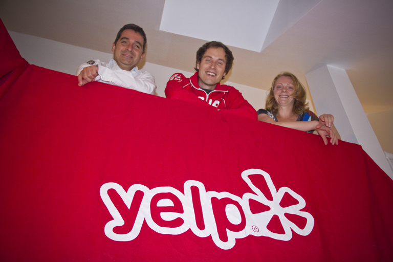 Yelp´s Home Party5