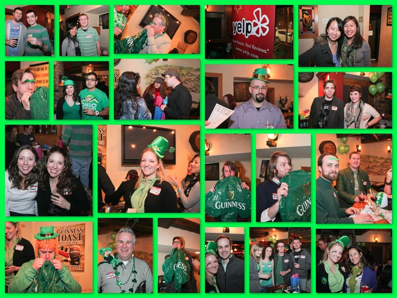 St Patricks Day Elite Party