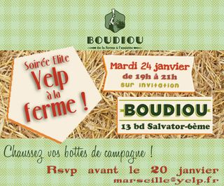 EliteEvent Boudiou