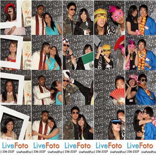 Live Foto collage