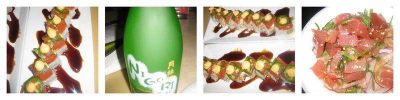 Sushi room 3