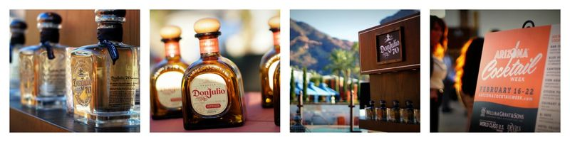 Donjulio collage