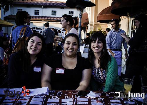 Jordan, Megan, Abby