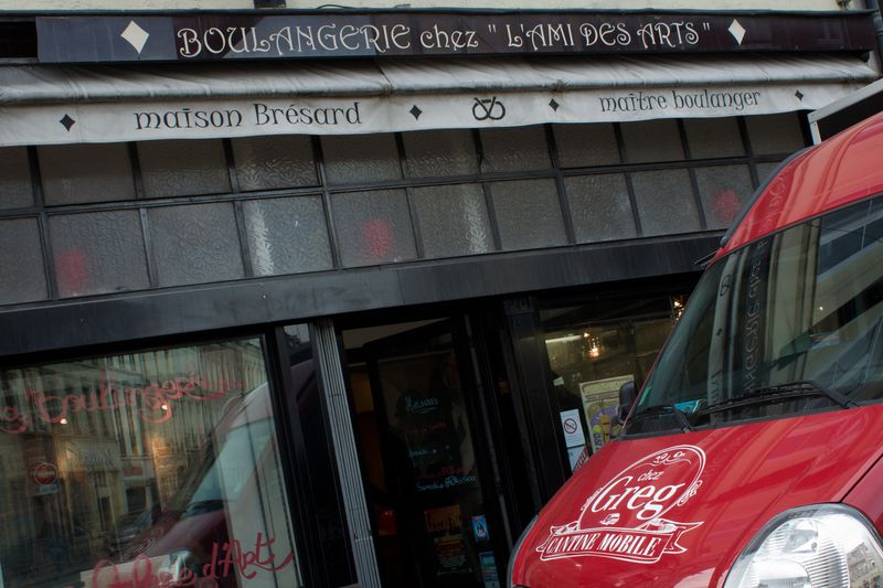 Chez Greg pose son Food Truck @La Boulangerie Bar © Alice GONSOLIN -03