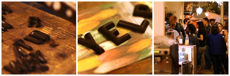 Collage chocolat 2
