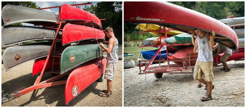 Canoes4