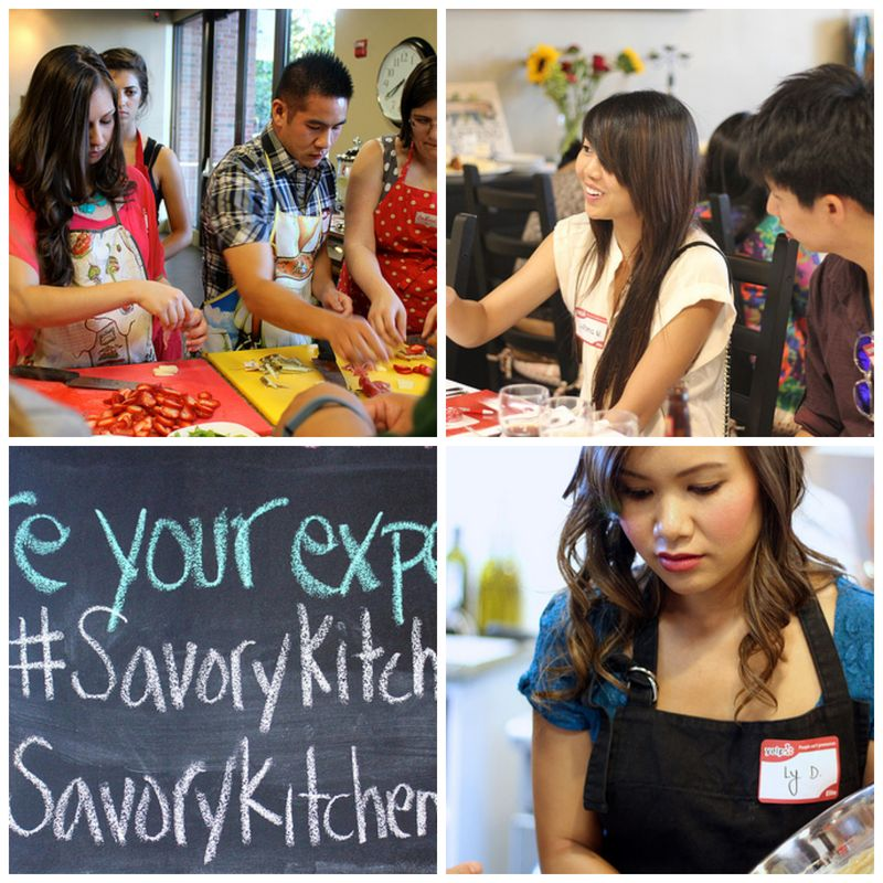 Savory Kitchen Collage 3