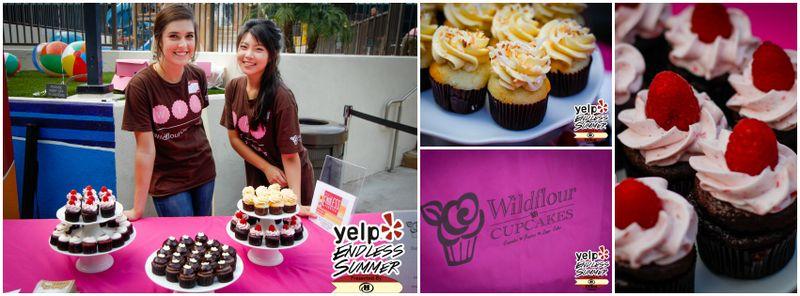 Wildflour Cupcakes