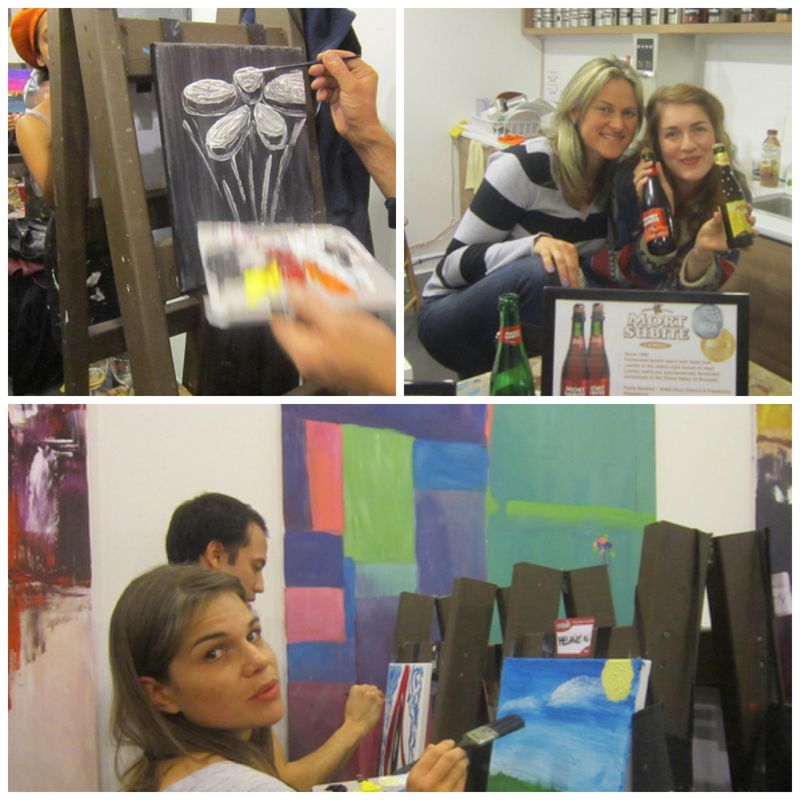 Paintlounge Collage