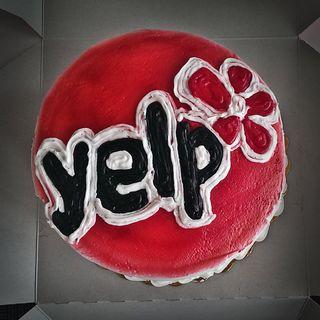 Yelp Cake