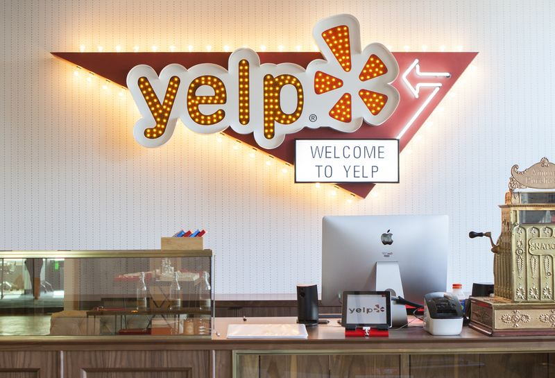 Welcome to Yelp Lobby