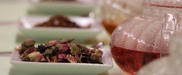 Himalayan tea rooms