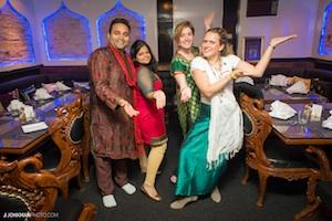Saurabh, Vartika, Justyna and Flip