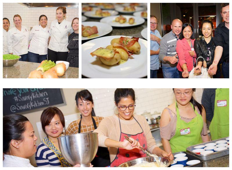Savory Kitchen Collage 2
